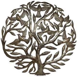 tree of life oil drum art haiti compare $ 114 19 sale $ 71 99 save 37