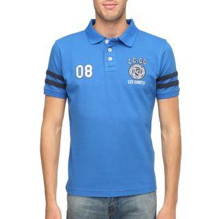 LEE COOPER Polo Homme Bleu royal   Achat / Vente POLO LEE COOPER Polo