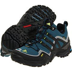 adidas Terrex Fast X FM GORE TEX® Sharp Blue/Black/Shift Grey Shoes