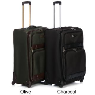Bill Blass Classics 27 inch Expandable Suitcase
