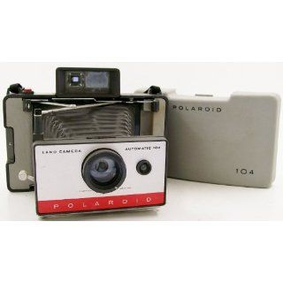 Polaroid 104 Instant Pack Film Land Camera Everything