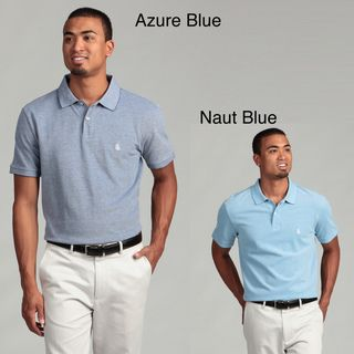 Nautica Mens Button top Polo Shirt