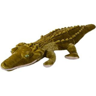 Bubby My Buddy 55 inch Crocodile Plush Toy