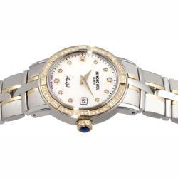 Raymond Weil Womens Parsifal Two tone Diamond Watch