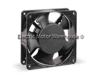 Axial Fan 115 Volts AC; .18 amps; 18 Watts; 105 CFM