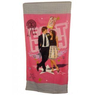 SERVIETTE High School Musical   140 x 70 cm   Achat / Vente SERVIETTES