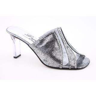 Dezario Womens Bella Faux Suede Dress Shoes (Size 5)