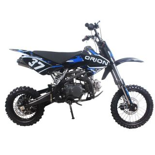 Dirt Bike 125 cc APOLLO ORION Noir/bleu   Achat / Vente MOTO Dirt Bike