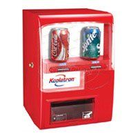 Koolatron(tm) Vending Machine Red