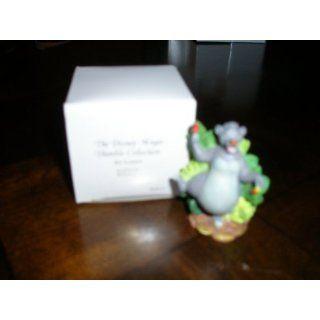 Disney Lenox The Disney Magic Thimble Collection Baloo Jungle Book
