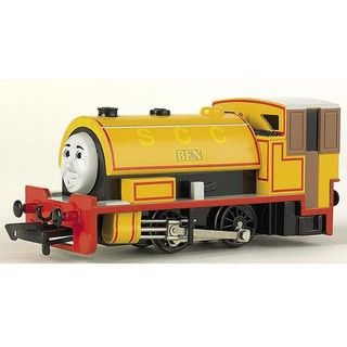 Bachmann HO Scale Thomas and Friends Ben with Moving Eyes