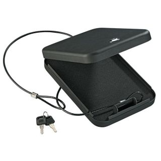 Stack On Key Lock Portable Security Case