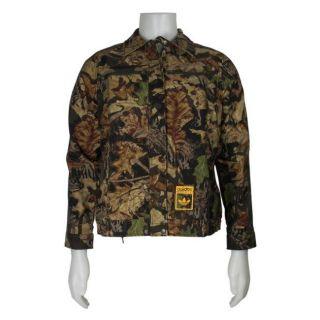 Adidas Womens Montana Mossy Oak Camo Jacket