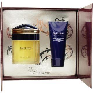 Boucheron Boucheron Mens Two piece Fragrance Set