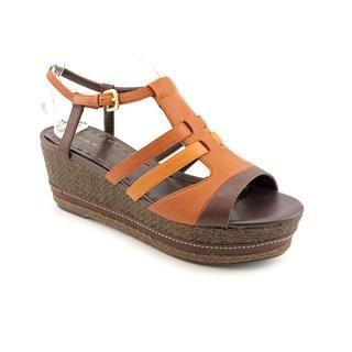 Tahari Womens Jane Leather Sandals