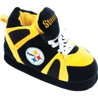 Mens Comfy Feet Pittsburgh Steelers 01 Black/Gold Today $34.95