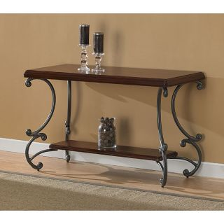 Jackson Dark Mahogany Sofa Table