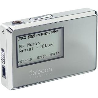 Oregon Scientific MP820 128 MB  Player/ FM Radio