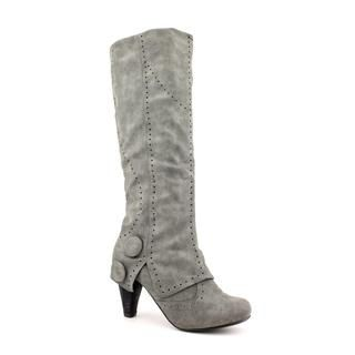 Not Rated Womens Unofficial Faux Leather Boots