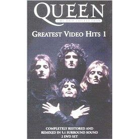 QUEEN  Greatest Video Hits 1, 2 DVD en DVD MUSICAUX pas cher