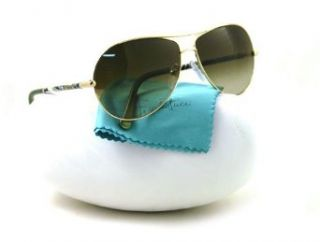 EMILIO PUCCI SUNGLASSES EP 116 757 GOLD: Clothing