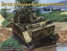 M113 Armored Personnel Carrier   Walk Around Color Series