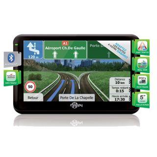 GPS Mappy Uli X550 ruck   Acha / Vene GPS AUONOME GPS Mappy Uli