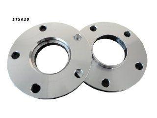 Aluminum Wheel Spacers 5x114.3 64.1 15mm Adapter Pair