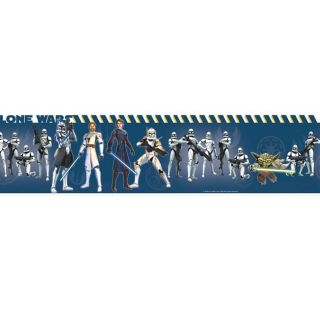 Star Wars Clone Wars Border