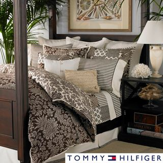 Tommy Hilfiger House on a Hill 3 piece Duvet Cover Set