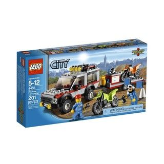 LEGO City Dirt Bike Transporter 4433