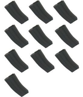 King Arms M4/M16 120 Round Airsoft Magazine   10 Pack