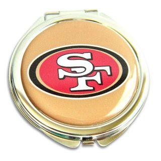 San Francisco 49ers Compact Mirror