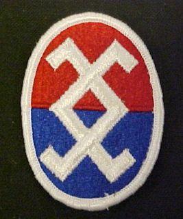 120th Regional Readiness Command / ARCOM Full Color Dress