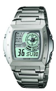Casio Mens EFA123D 7AV Ana Digi Sport Watch Watches