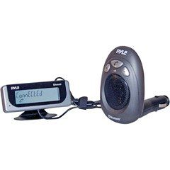 Pyle PBT70R Hands free Bluetooth Car Kit for Bluetooth