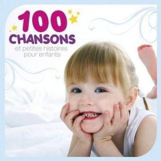 100 CHANSONS ET PETITES HISTOIRES POUR ENFANTS   Achat CD