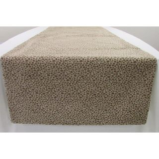 Corona Beige/ Brown Extra Wide Table Runner Today $139.99