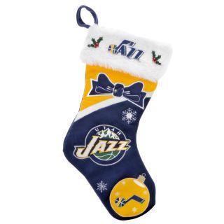 Utah Jazz Polyester Christmas Stocking