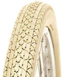 Nirve 26 x 2.125 Classic Tire   Vintage Cream Sports
