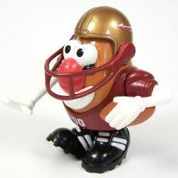 Hasbro Florida State Seminoles Mr. Potato Head Toy