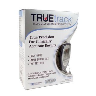 True Track Blood Glucose Monitor Kit