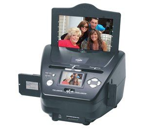 New Cobra Digital 3 in 1 Photo scanner HD 3600dpi