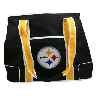 Pittsburgh Steelers Canvas Hampton Tote Bag