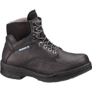 SR Direct Attach Steel Toe EH 6 Boot Black   Black 10 M Shoes