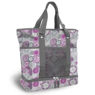 World Elaine Lemon Lunch Tote Bag