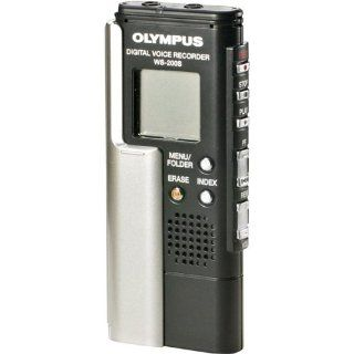 Olympus WS 200S 128 MB Digital Voice Recorder Electronics