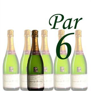 Laurent Perrier Brut L P (caisse de 6 bouteilles)   Achat / Vente