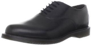 Martens Mens Henley Oxford,Black Polished Smooth,13 UK/14 M US Shoes