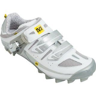 Mavic Scorpio Shoe   Womens White, 6.0 Shoes